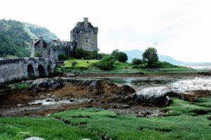 Historische Romane Schottland